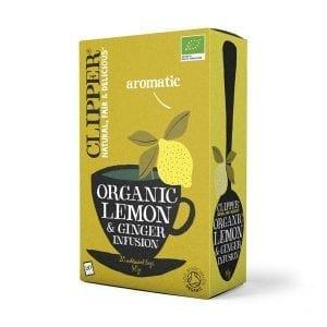 Clipper Lemon & Ginger Infusion 50 g