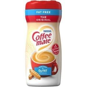 Coffee Mate The Original Fat Free 453,5 g