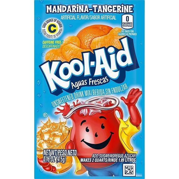 Kool-Aid Tangerine 4,5 g