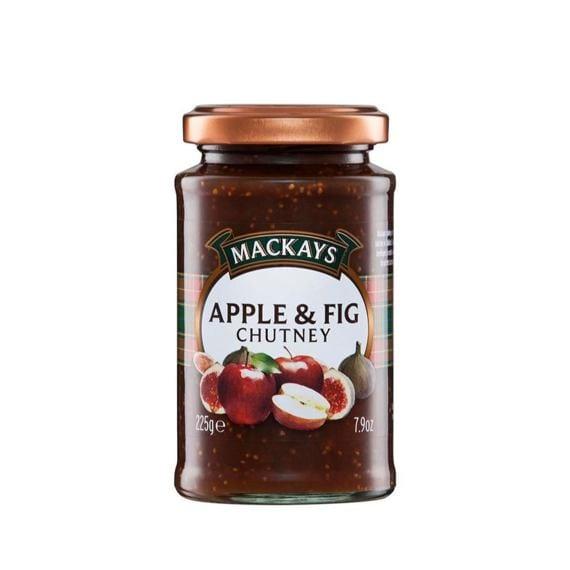 Mackays Apple & Fig Chutney 225 g
