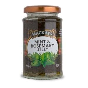 Mackays Mint & Rosemary Jelly 235 g