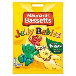 Bassetts Jelly Babies 190 g