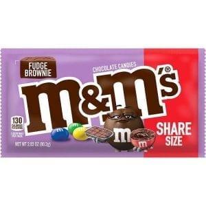 M&M's Fudge Brownie 80 g