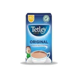 Tetley Original 40 ks 125 g