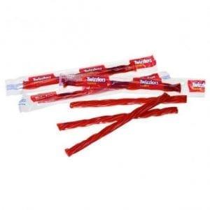 Twizzlers Strawberry 1 ks 9 g