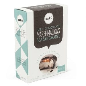 Barú Marshmallows Dark Salted Caramel 60 g