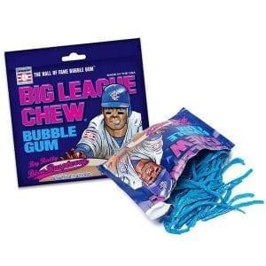 Big League Chew Blue Raspberry 60 g