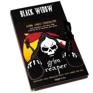 Black Widow Chilli Chocolate 100 g