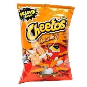 Cheetos Crunchy King Size  99,2 g