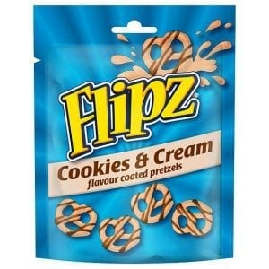 Flipz Cookies and Cream 90 g