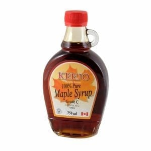 Keejo Pure Maple Syrup 250 ml