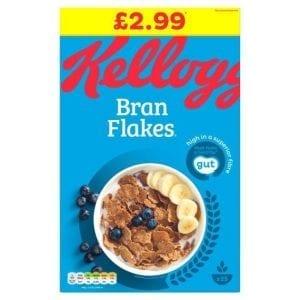 Kellogg's Bran Flakes 750 g PM