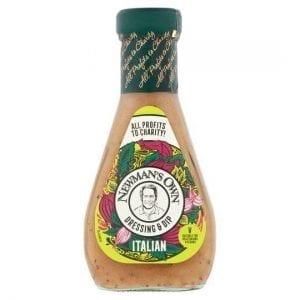Newman's Own Italian Dressing 250 ml