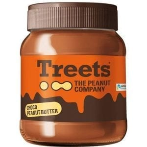 Treets Chocolate Peanut Butter 340 g