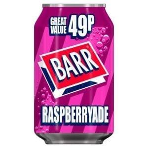 Barr Raspberryade 330 ml PM