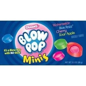 Blow Pop Minis 99 g