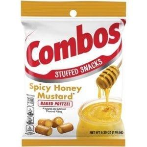 Combos Spicy Honey Mustard 178,6 g