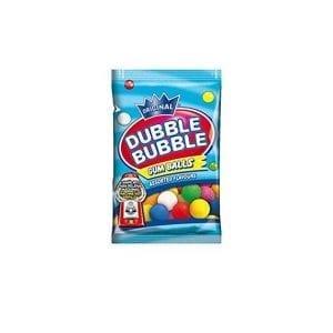 Dubble Bubble Gumballs Tutti Frutti 90 g