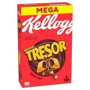 Kellogg's Tresor Choco Nut 660 g
