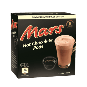 Mars Dolce Gusto Hot Chocolate Pods 136 g