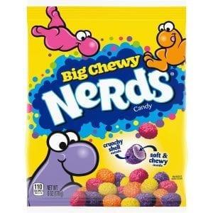 Nerds Big Chewy 170 g