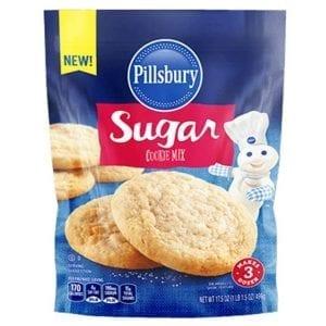 Pillsbury Cookie Mix Sugar Cookie 496 g