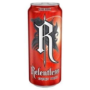 Relentless Cherry 500 ml