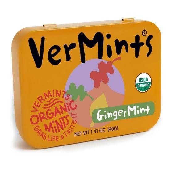 VerMints Gingermint 40 g