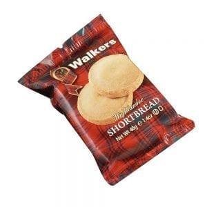 Walkers Highlander Shortbread 40 g