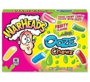 Warheads Ooze Chewz 99 g