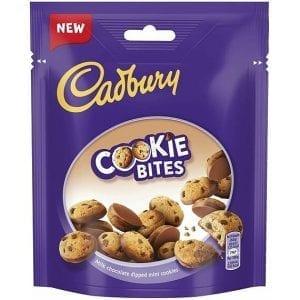 Cadbury Cookie Bites Pouch 90 g