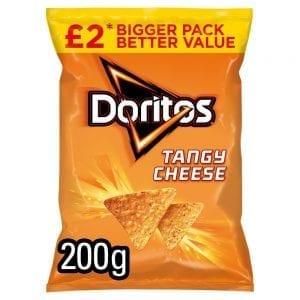 Doritos Tangy Cheese 200 g PM