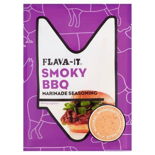 Flava It Barbeque Marinade 35 g
