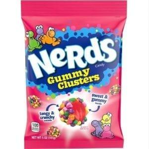 Nerds Gummy Clusters 141 g