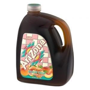 Arizona Iced Tea with Peach 3,78 l