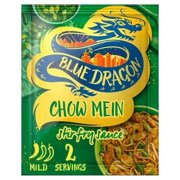 Blue Dragon Chow Mein Stir Fry Sauce 120 g