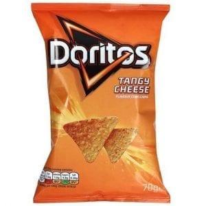 Doritos Tangy Cheese 70 g
