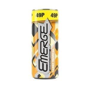 Emerge Energy Tropical PM 250 ml