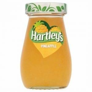 Hartley's Pineapple Jam 340 g