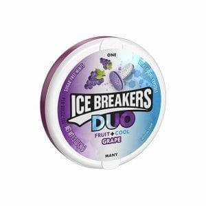 Ice Breakers Duo Grape 36 g