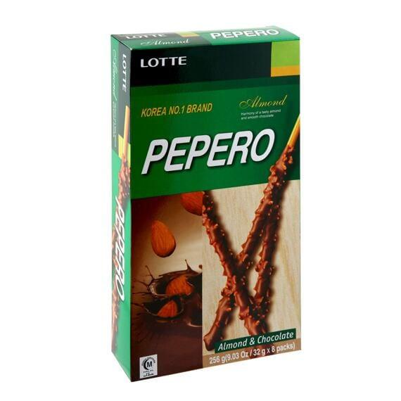 Pepero Almond 32 g