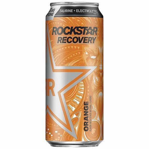 Rockstar Recovery Orange 473 ml
