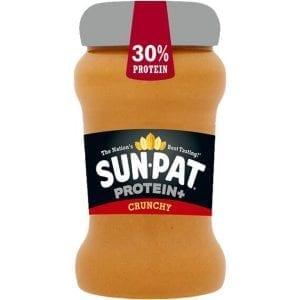 Sun-Pat Protein Crunchy Peanut Butter 400 g