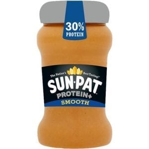 Sun-Pat Protein Smooth Peanut Butter 400 g
