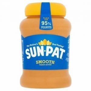 Sun-Pat Smooth Peanut Butter 600 g