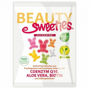BeautySweeties Zuckerfreie Häschen 125 g