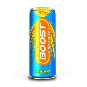 Boost Energy Mango PM 250 ml