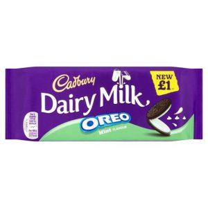 Cadbury Oreo Mint PM 120 g