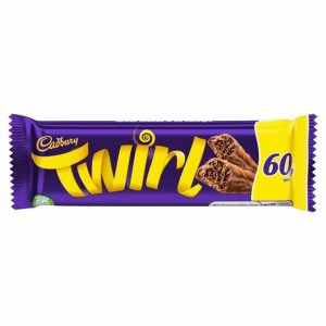 Cadbury Twirl PM 43 g