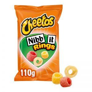 Cheetos Nibb-It Rings 110 g